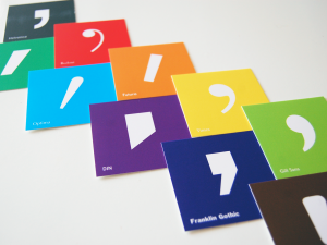 Apostrophe Business Cards