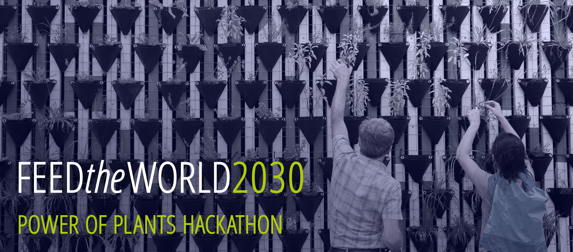 Feed the World 2030: Power of Plants Hackathon