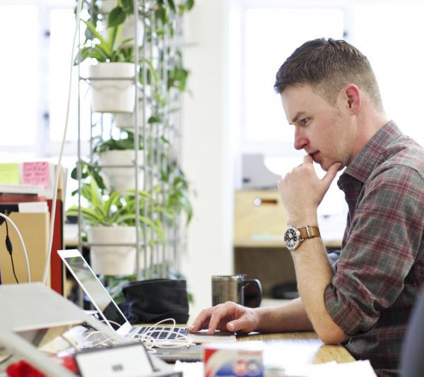 Shawn at Creative HQ