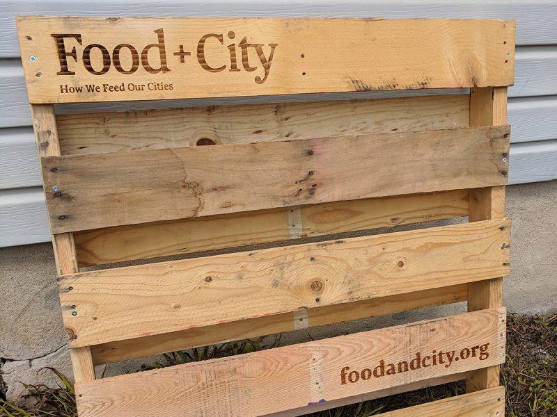 Food+City